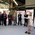 Múltiples personalidades asistieron a la inauguración de SICO 2008