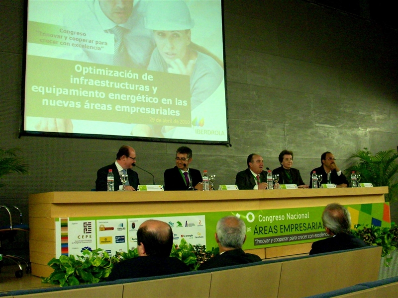 Congreso CEPE Mérida. 29 y 30 de abril 2010.