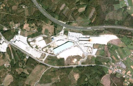 Polígono Industrial de Coirós