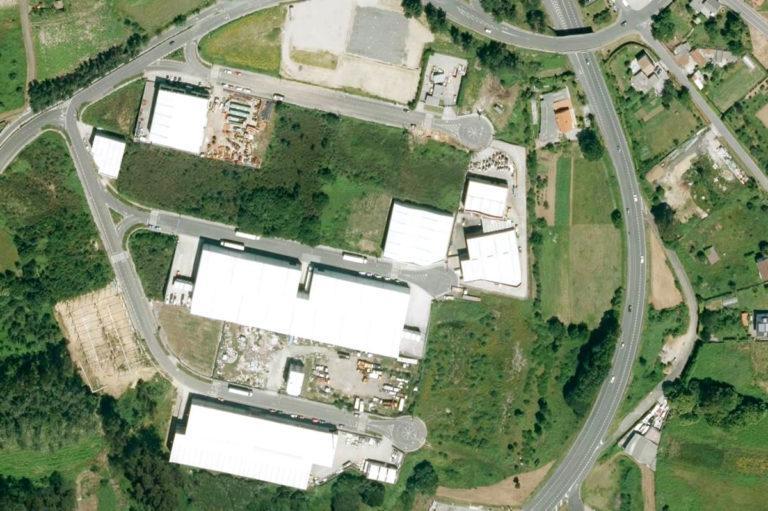 Polígono Industrial de Vidreiro