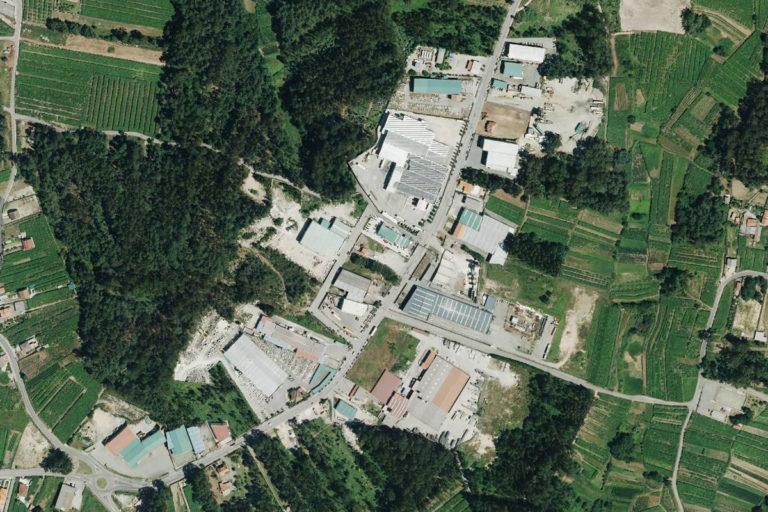 Área Industrial A Pedreira