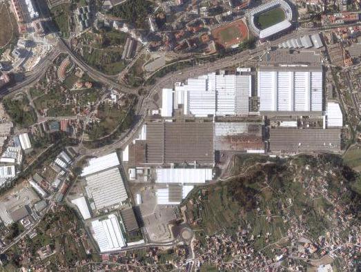 Polígono Industrial de Balaídos