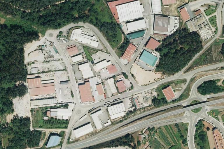 Polígono Industrial Chan da Ponte