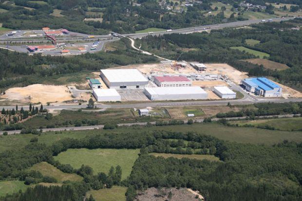 Polígono Industrial de Guitiriz