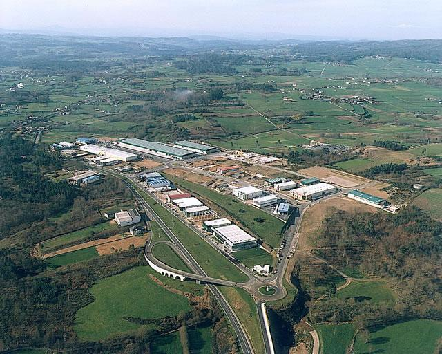 Polígono Industrial Lalín 2000
