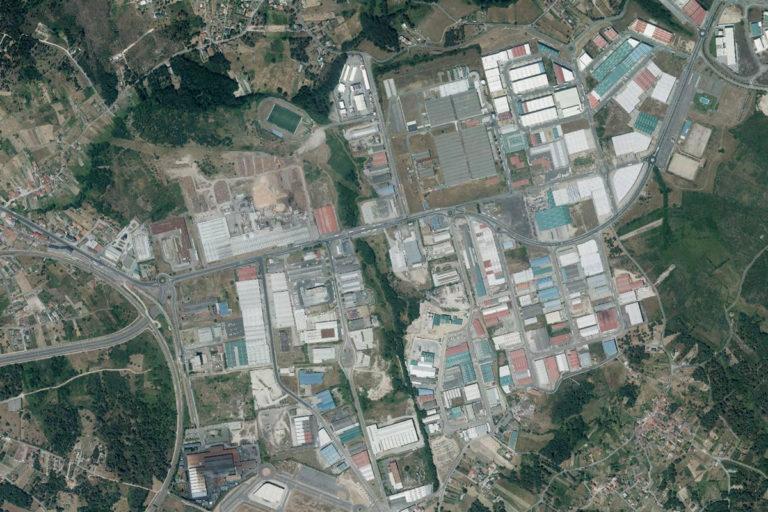 Polígono Industrial de San Cibrao