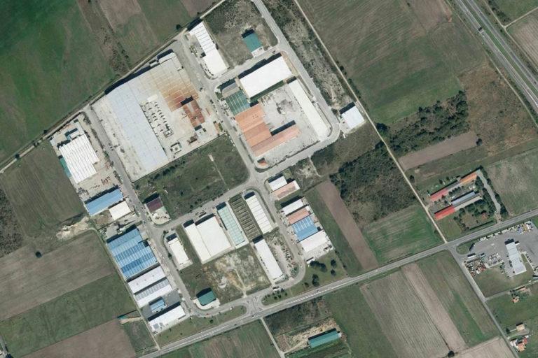 Polígono Industrial de Xinzo de Limia